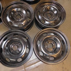 set staal 16 inch 4x108 et28