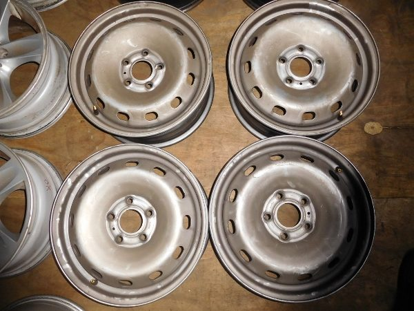 set staal 16 inch opel